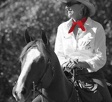 The Red Bandana by Emily Peak