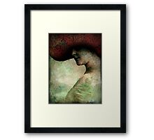 Triumph of beauty Framed Print