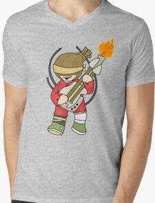 The Doof Warrior Mens V-Neck T-Shirt