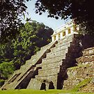 Uxmal Mexico by colourfreestyle