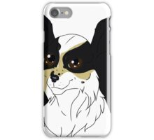 Pap Smirk - Two Tone iPhone Case/Skin