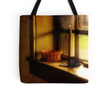 A Light In The Window Tote Bag