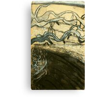 Galloping Mangroves Canvas Print