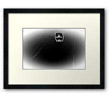 missing Framed Print