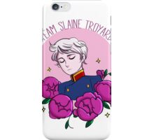 A Blue Rose Is Anything But iPhone Case/Skin