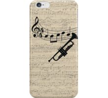 Trumpet - iPhone Cases iPhone Case/Skin