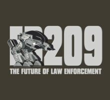 ED209 by Steve Harvey
