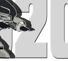 ED209 Sticker