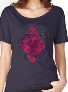 Mystic Crystal Women's Relaxed Fit T-Shirt