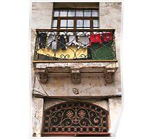 La Paz, Bolivia 2393 Poster