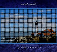 Portland Head Light by artisandelimage