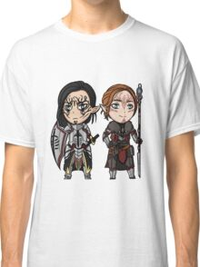 Xander and Evie Classic T-Shirt