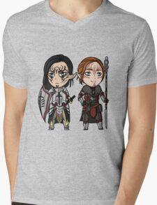 Xander and Evie Mens V-Neck T-Shirt