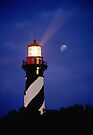 Saint Augustine Lighthouse by Kent DuFault