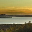 Nipigon Bay,Lake Superior by Jann Ashworth