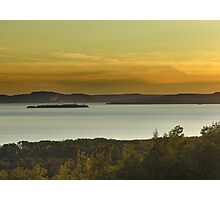 Nipigon Bay,Lake Superior Photographic Print