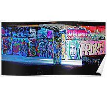 South Bank Skatepark Poster