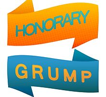 Honorary Grump by Caitlin Peter