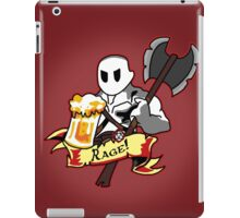 Roll for Rage! iPad Case/Skin