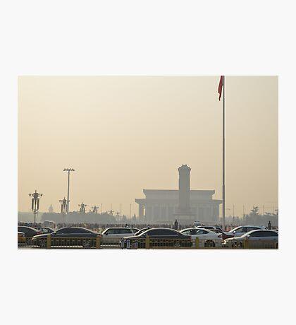 Tiananmen Square Photographic Print