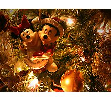 """""""Hiding In The Christmas Tree"""" Photographic Print"""