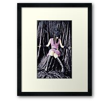 Not really that grungey Framed Print