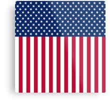 American Patriot Metal Print