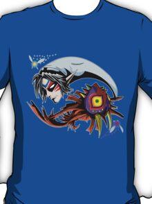 Majora's Mask Yin-Yang T-Shirt