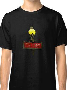 metro. Classic T-Shirt
