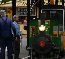 Come On, Do The Loco Motion With Me by David McMahon