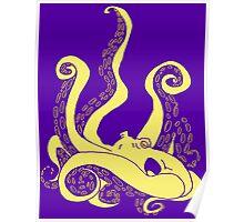 Octopus Love Poster