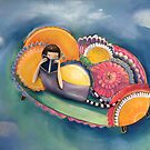 On The Couch by Lisa Coutts