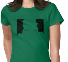 Supernatural Affection Womens Fitted T-Shirt