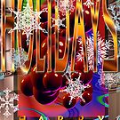 Happy Holidays by Syd Baker