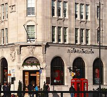 Hard Rock Store by Hertsman