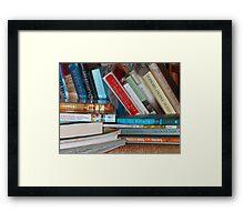 Let's Read Framed Print
