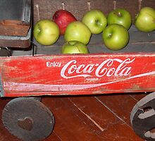 Apple Wagon by sandycarol