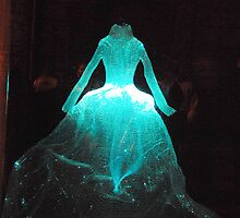 Fibre Optic Frock by Lindamell