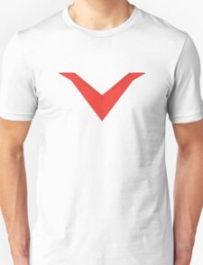 Mazinger Chevron Unisex T-Shirt