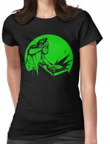 Get Dancin' Womens Fitted T-Shirt