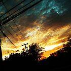 Blazing Sunset by Elemental523