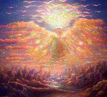 angel of the revelation by Matthew Scotland
