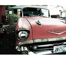 Oldies Front Photographic Print