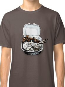 #12 Spicy Chicken Plate Classic T-Shirt