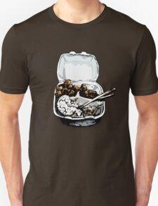 #12 Spicy Chicken Plate T-Shirt