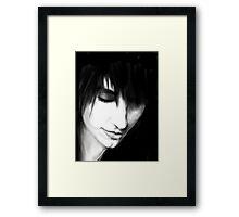 Xiaoyu85ve Framed Print