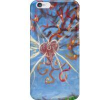 Heart Ablaze iPhone Case/Skin