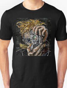 Retro Hipster Selfie Unisex T-Shirt