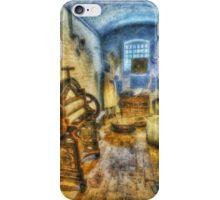 Olde Victorian Washroom iPhone Case/Skin