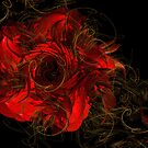 Where the Wild Roses Grow by Desirée Glanville